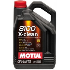 Масло моторное 8100 X-CLEAN 5W40 5L