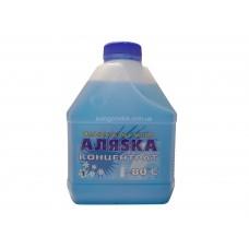 Омыватель стекла (зимний) (концентрат) -80С 1л Аляска