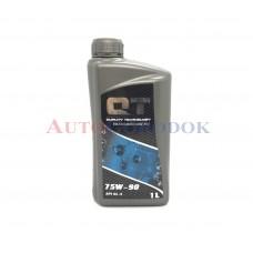 Масло трансмиссии 75W90 (полусинтетика) (GL-5) QT-oil 1 л