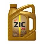 Масло ZIC X9 LS 5W30 4 л