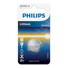Батарейка PHILIPS CR2032 LITHIUM