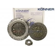 Комплект сцепления 1.5 (190мм) Geely CK/MK KONNER