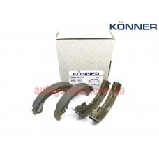 Колодки тормозные задние (с ABS) Geely CK KONNER