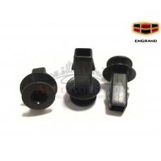 Клипса накладки багажника (чёрная) Geely Emgrand EC7/EC7RV
