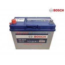 Аккумулятор 45Ah-12v (238х129х227) BOSCH
