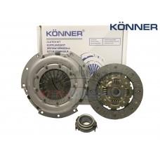 Комплект сцепления 1.6 (200мм) Geely MK KONNER
